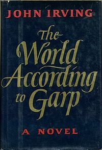 The World According to Garp is John Irving's fourth novel. Published in 1978, the book was a bestseller for several years. It was a finalist for the National Book Award for Fiction in 1979 and its first paperback edition won the Award next year.