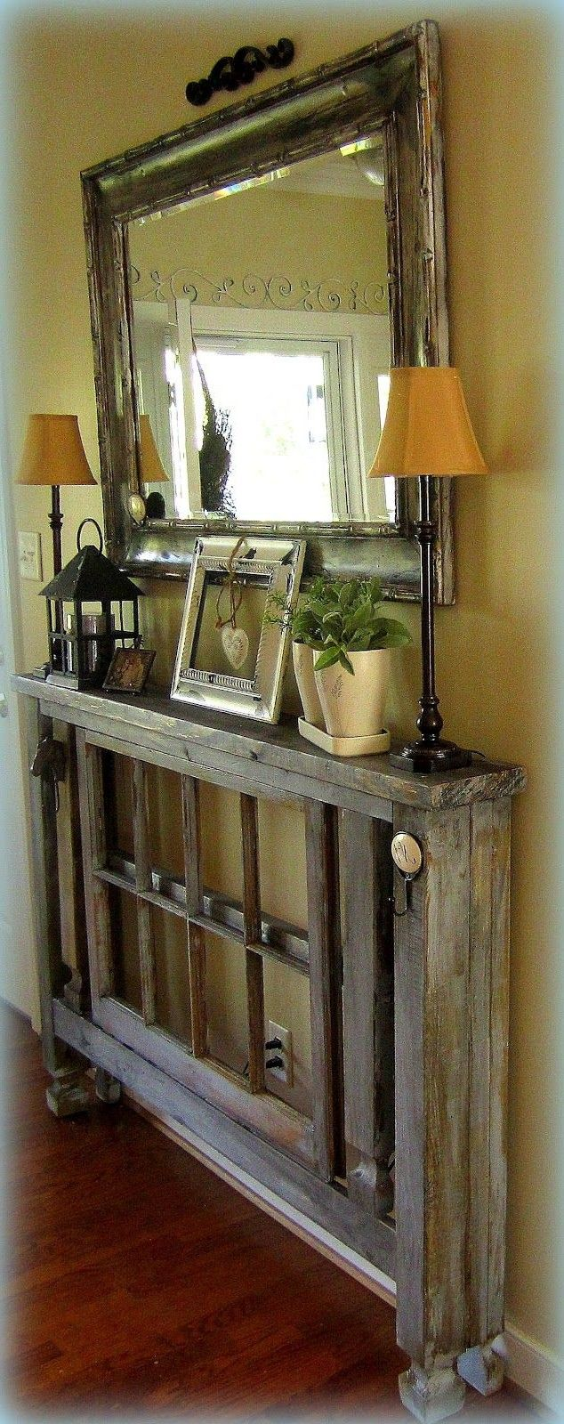 Foyer Furniture Uk : Best skinny console table ideas on pinterest rustic