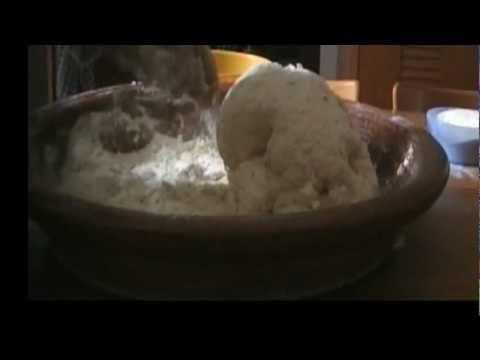 Pane marocchino - ricette cucina araba - YouTube