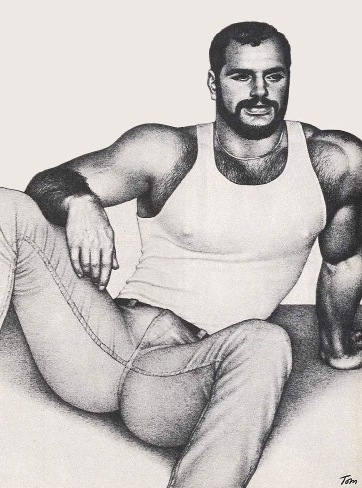 from Oakley drawings of tom of finland gay