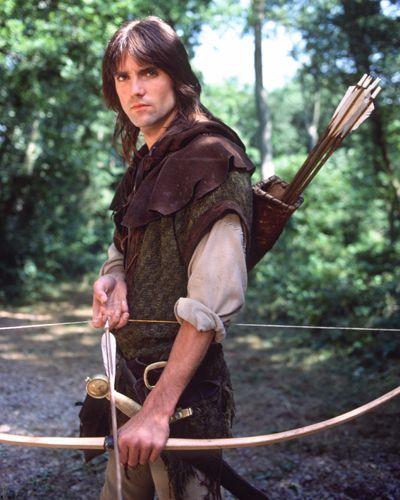 Michael Praed as Robin