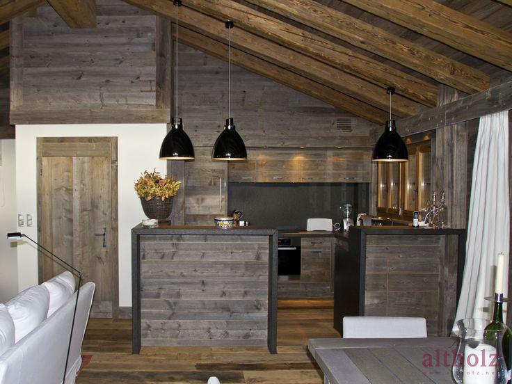 Reclaimed wood, floor, furniture, wall wood. Paumats.