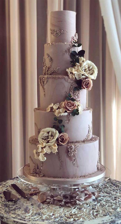 79 Hochzeitstorten, die wirklich hübsch sind!  – Dream weddings