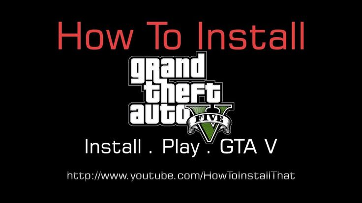 Let's watch how to install #GTA 5 on PC in Windows 10. It's my first #GTA5 PC installation and I thought to show you guys the exact way I did install GTA V for PC. My experience is: I've NEVER done an installation like GTA 5 for PC in my life!!