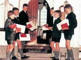 Image result for Private Catholic School Uniform Boys