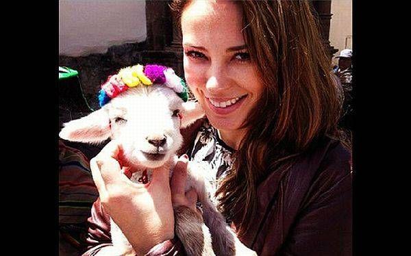 Paola Oliveira se enamora de un mochilero peruano en novela brasileña grabada en Cusco