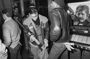 Philippe Chancel's rockabilly rebels   Art and design   The Guardian
