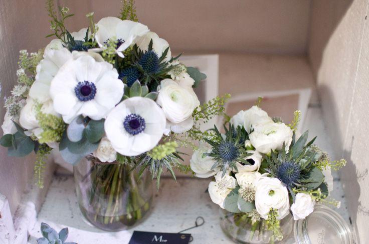 bouquet fleur mariage fi(lle)ancée