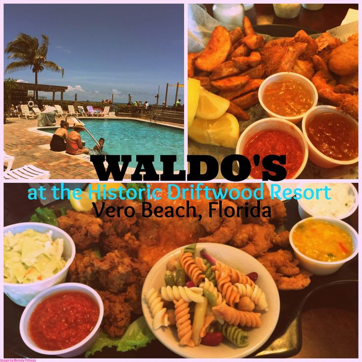 Waldo's at the Historic Driftwood Resort | Vero Beach, Florida