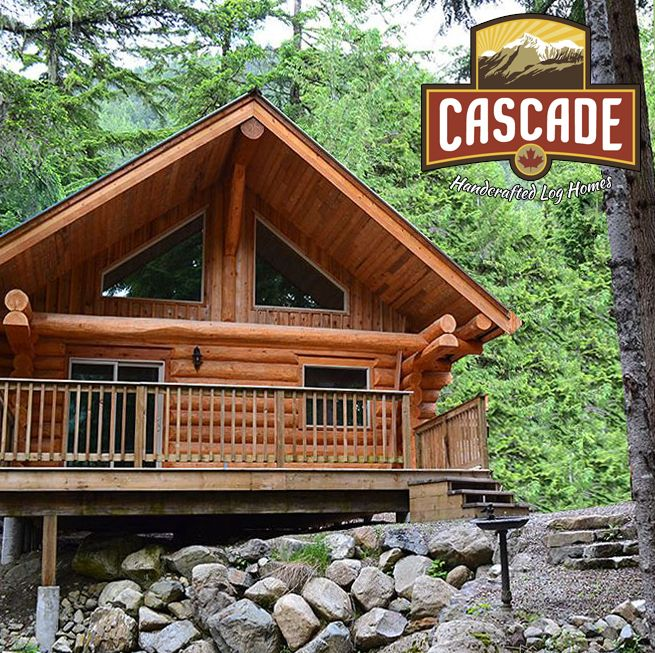 Imagine Your Very Own Log Cabin Tucked Away In The Woods Oh Serenity We Have Several Stock Floor Plans To Choose From Or Can Custom Build