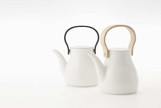 April and May: kitchenSimple Teapots, Teas Pots, Ichiro Iwasaki, Sfera Teapots, Harp Teapots, Tea Pots, Iwasaki Design, Products, Design Studios