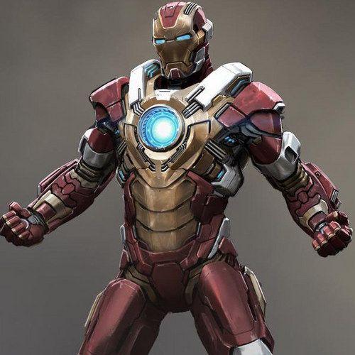 Iron Man 3 Heartbreaker Armor Concept Art | Black, Armors ...