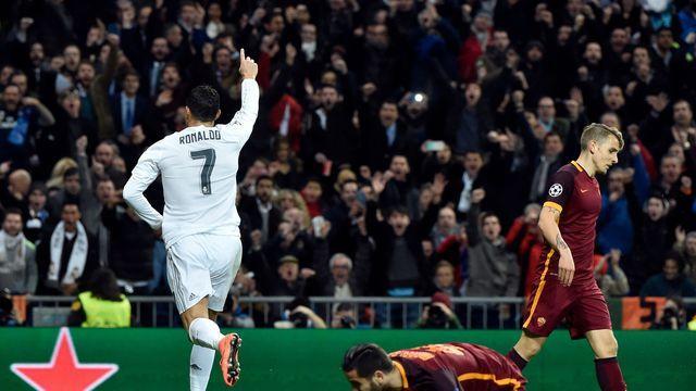 Ligue des champions: Ronaldo expédie en quarts le Real de Zidane
