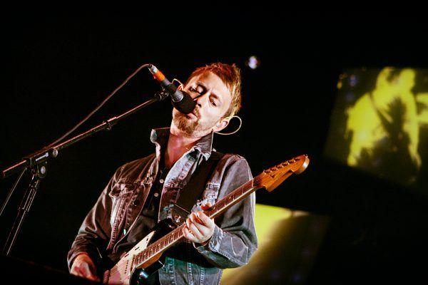 Radiohead | Thom Yorke | V Festival Weston Park | Concert Photography | Bands Live | Steve Gerrard Photography | Music Photography | Concert photos