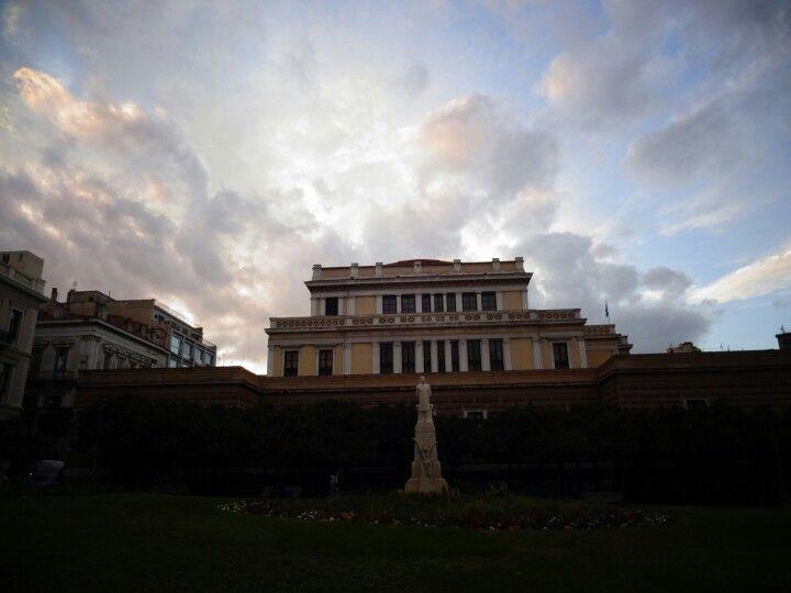 Εθνικό Ιστορικό Μουσείο στην περιοχή Αθήνα, Αττική, by Achi