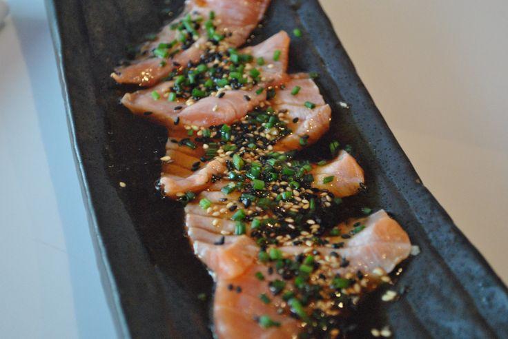 Carpaccio. Wasabi Sushi Marbella