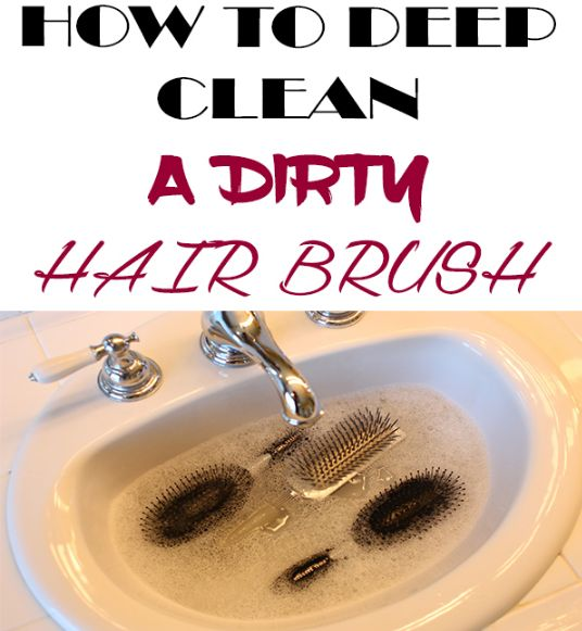 Do You Ever Clean Your Hair Brushes? I Dare You To Take The Brush Cleaning Challenge – Hair In Distress