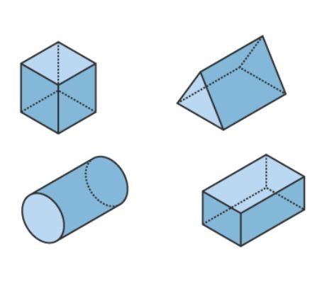 WODB (Which One Doesn't Belong?) seems to be a community-created list of problems like this one involving 4 shapes