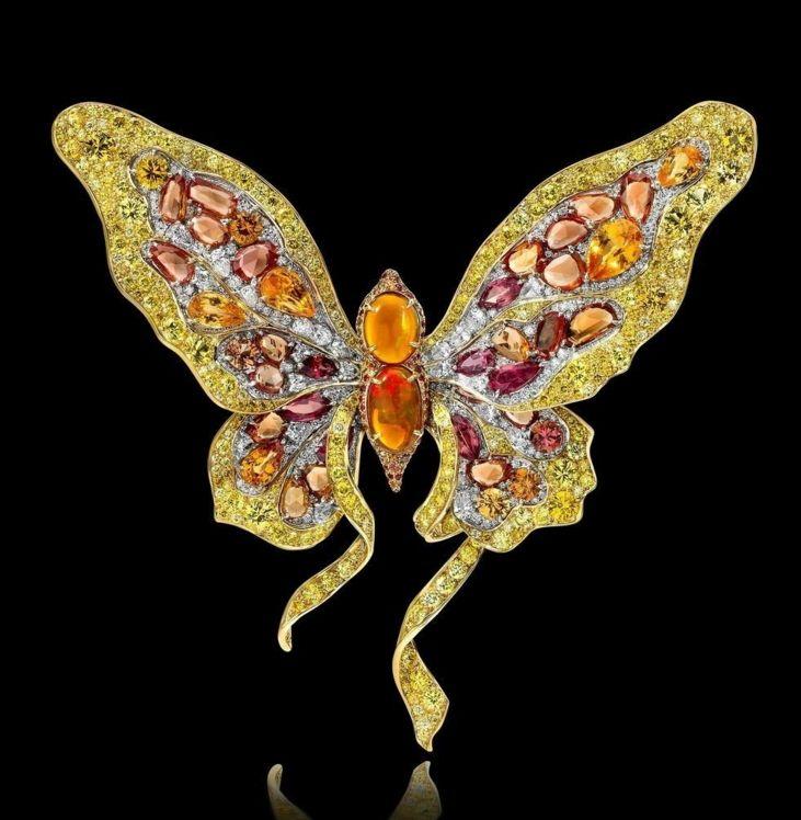 Anna Hu - Victoria Butterfly