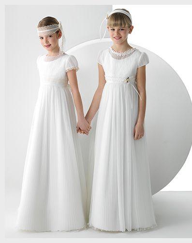 Delicados vestidos