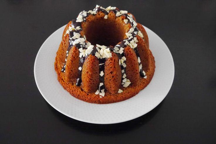 Mr WashiSan Cakes: Receta paso a paso Bundt cake de café