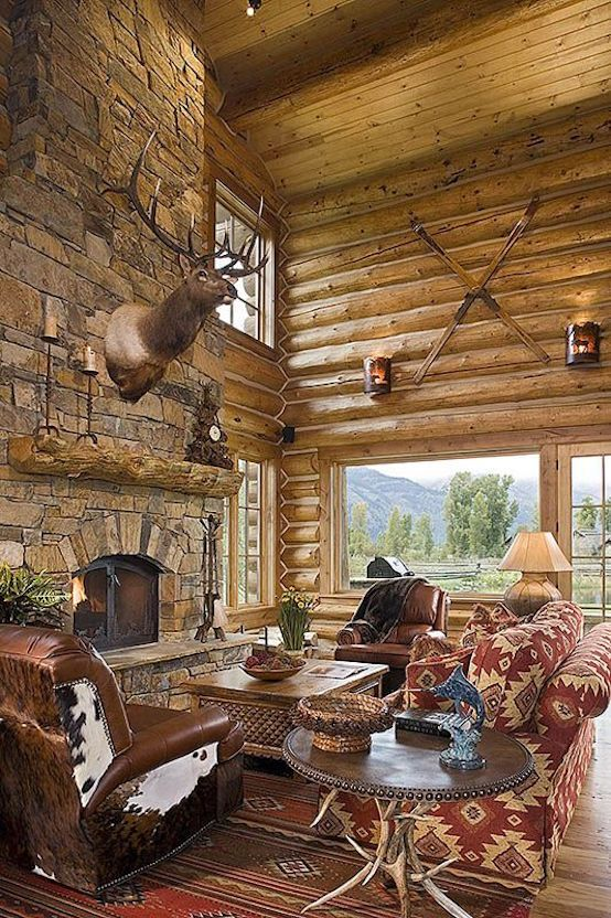 Top 25+ best Western living rooms ideas on Pinterest Western - western living room decor