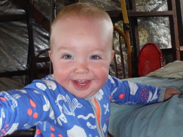 Vote for Walter M at Bonds Baby Search 2015