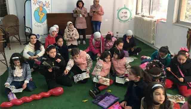 Apoyo escolar para niños sirios refugiados: ¡solidaridad & aprendizaje!