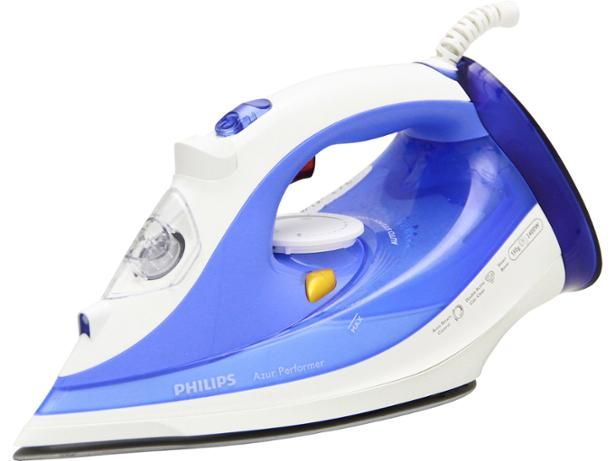 Philips Azur Performer GC3810/20 steam iron review - Which? 88%