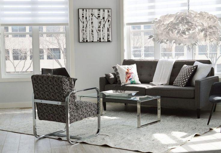 Kleines Wohnzimmer einrichten » 10+ ultimative Ideen! in ...