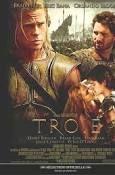 Troie, 2004 Troie est un film américain réalisé par Wolfgang Petersen en 2004. Il a été inspiré de la mythologie grecque, adapté des poèmes épiques du cycle troyen, principalement de l'Iliade d'Homère