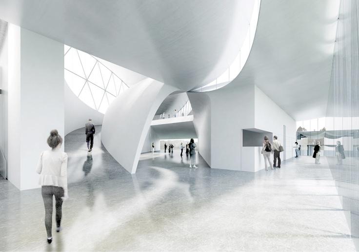 Extension of the Gösta contemporary Art Museum