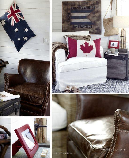 Artwood #Canadian #flag Pillow