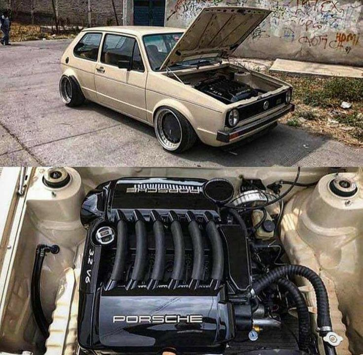 Mk1 with Porsche powerplant