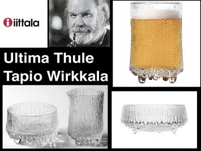Ultima Thule, Tapio Wirkkala