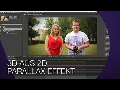 Parallax Effekt I 3D aus einem 2D Foto I TUTORIAL - YouTube