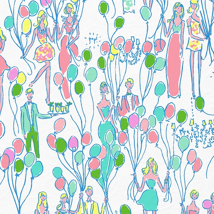 Lilly Pulitzer Pop
