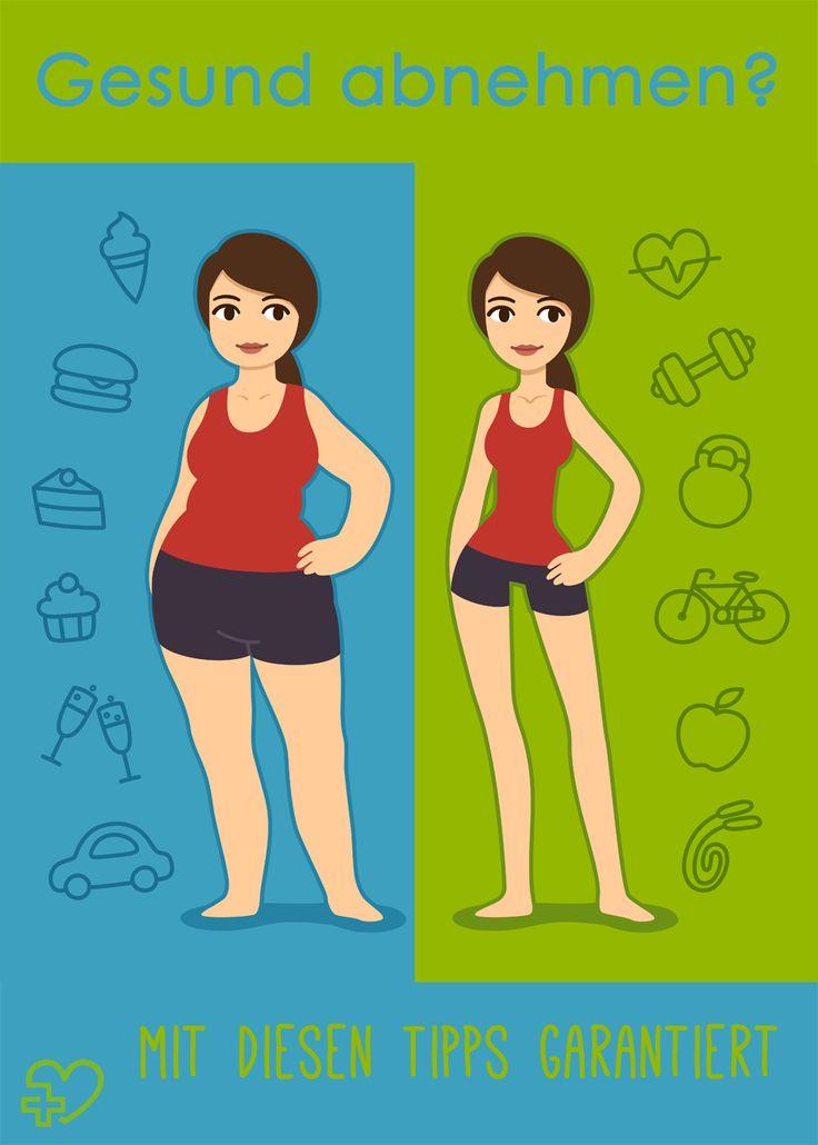Gesund abnehmen Abnehmen: Tipps