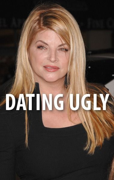 Ellen sat down with Kirstie Alley to talk about her new sitcom, her birthday, and why she decided to date ugly guys.  http://www.recapo.com/ellen-degeneres-show/ellen-interviews/ellen-kirstie-alley-turns-63-wanted-date-ugly-guys/
