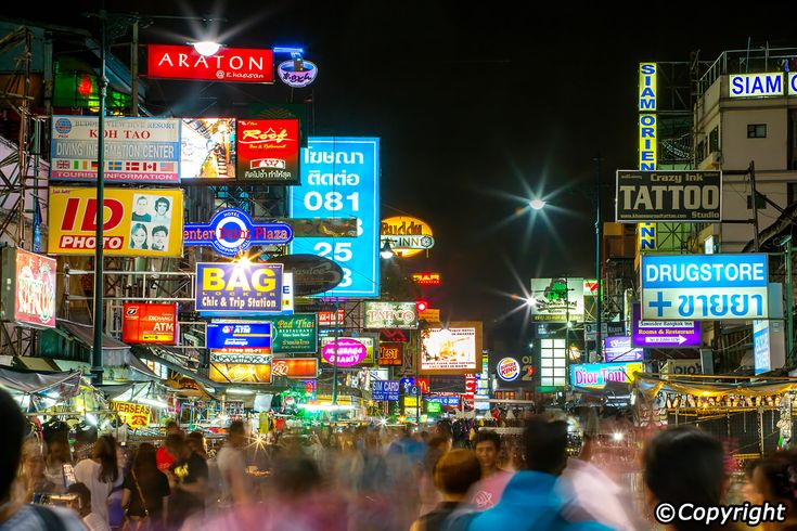 This One Night in Bangkok guide presents the ultimate itinerary for your first ever jet-lag, alcohol-fuelled night-out in the craziest city in the world. We're not talking about exploring majestic temples or bargain hunting at night markets, oh no. This list of 10 night time activities is