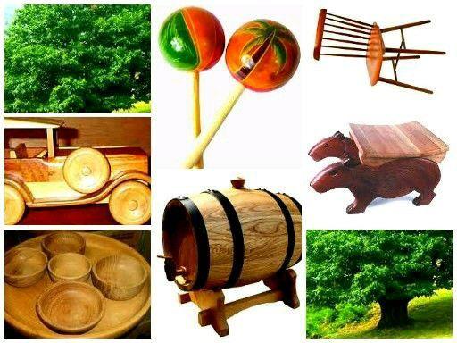 Wood & Art