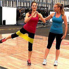 Heidi Klum's Full Body Workout Routine [Video]