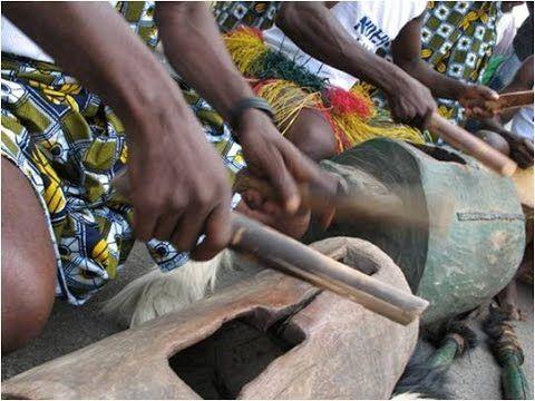 Musiikkia ja vähän kulttuuriakin eri maanosista 1 Afrikka - YouTube