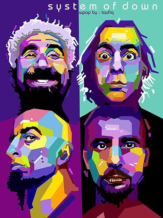 System Of A Down Porn 2