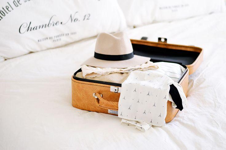 Travel Capsule Wardrobe | Paris