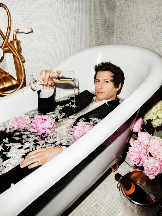 Andy Samberg can do no wrong. And also, meowwww