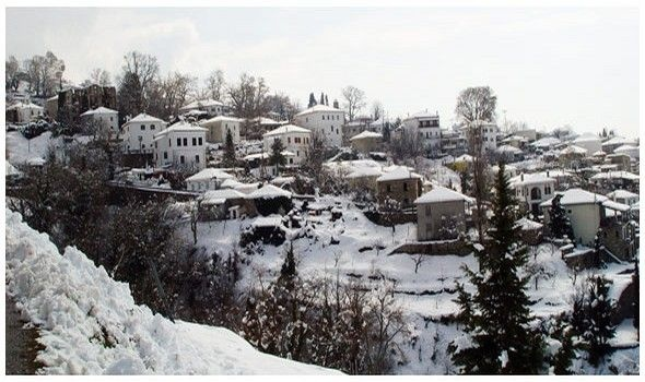 Portaria - Pilio - Greece