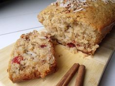 Barbados: Bajan Sweet Bread recipe. A traditional dessert.