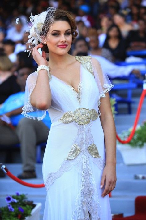 South Africa's Rolene Strauss bagged the prestigious title of Miss World 2014.