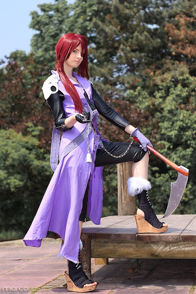 Brave 10 cosplay